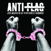 "Anti-Flag - Live Acoustic At 11th Street Records - 12"" - Record Store Day 2016 Exclusive - RSD *"